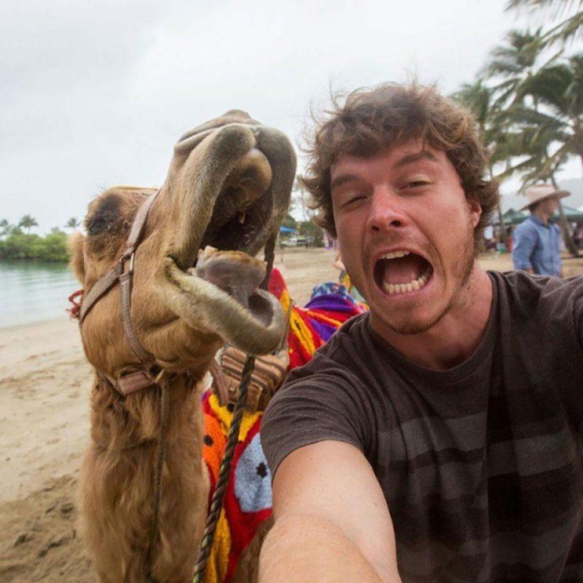 selfies engracadas com animais (13)