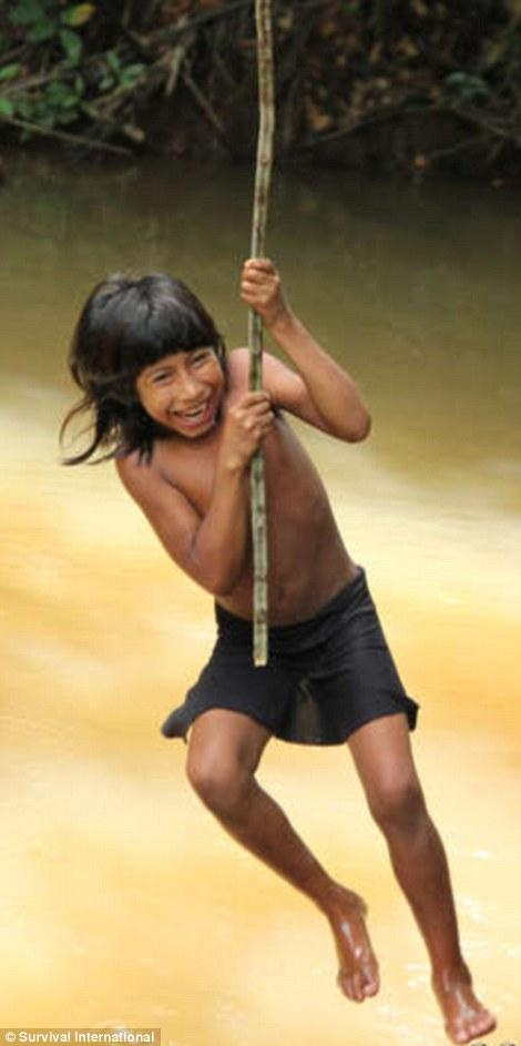tribo amazonica awa (6)