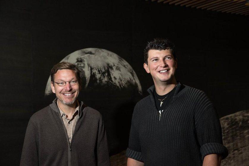 Mike Brown e Konstantin Batygin