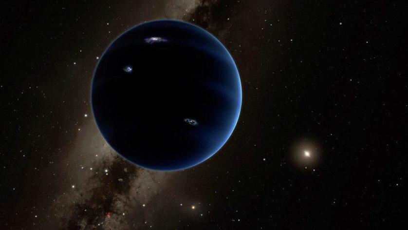 Astrônomos encontram indícios de novo planeta gigante no Sistema Solar-3