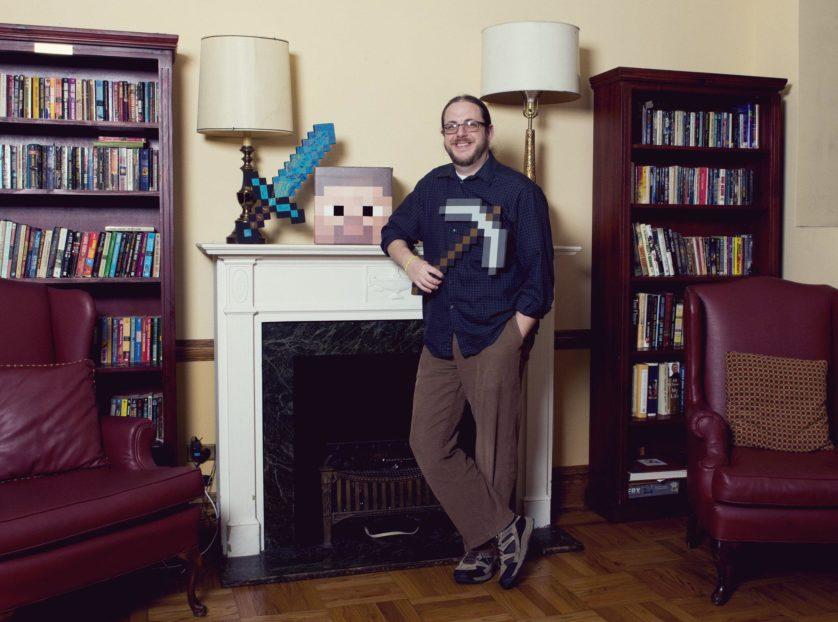 Joel Levin, ex-professor de computação, cofundou a TeacherGaming, startup que criou MinecraftEdu
