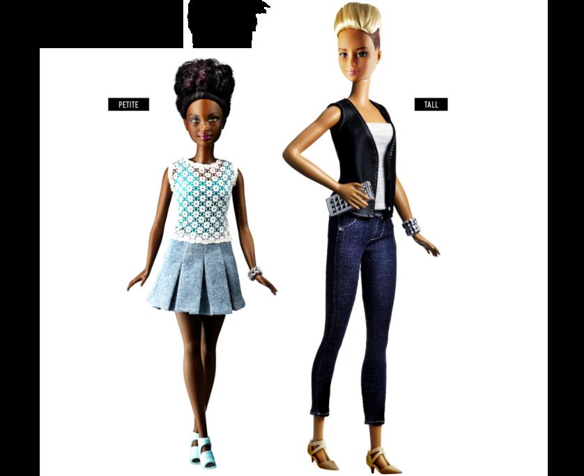 barbie novos modelos 2