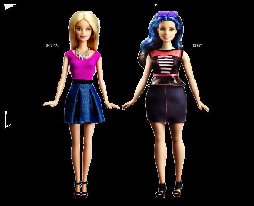 barbie novos modelos