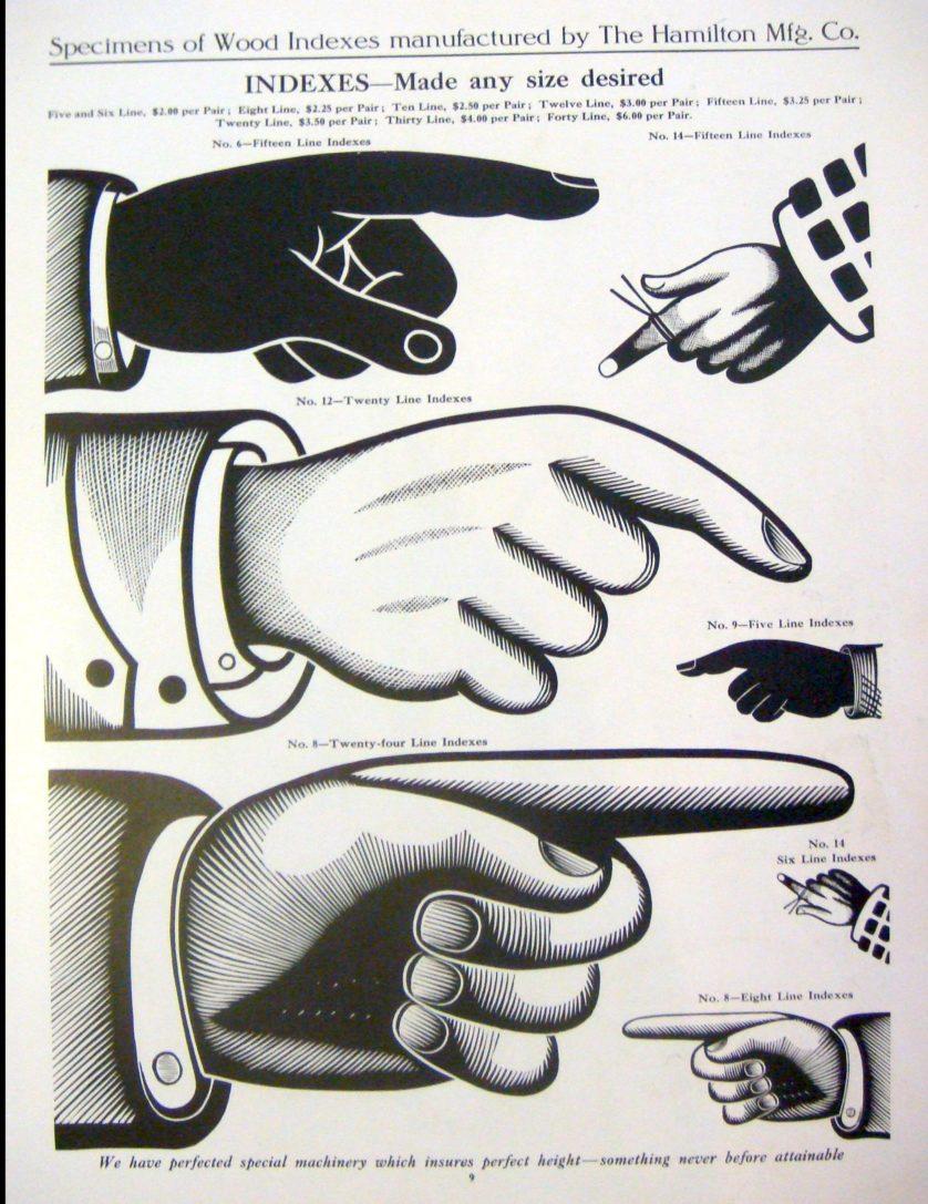 simbolos comuns 8-