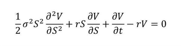 Equação de Black-Echoles