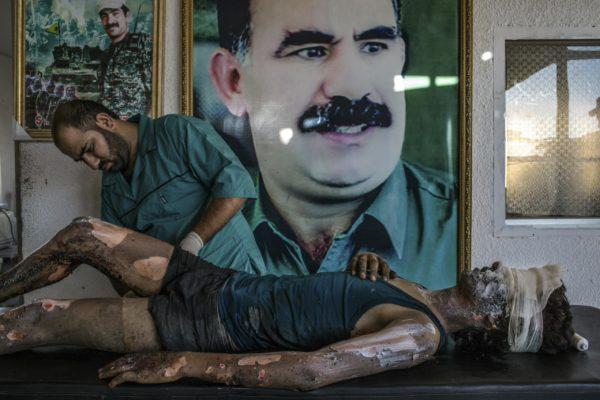 Maurício Lima, síria, noticias