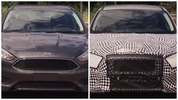 Adesivo de camuflagem Ford