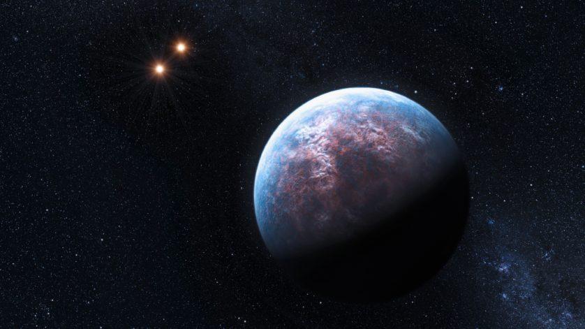 exoplanetas que poderiam ser habitaveis 1