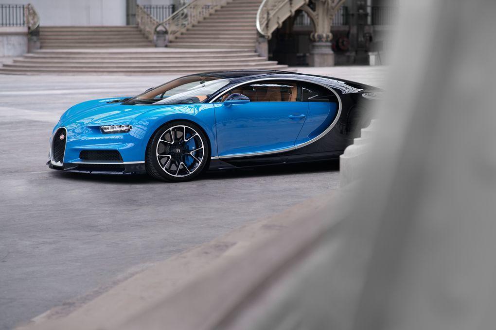 Conhe 231 A O Bugatti Chiron O Carro Mais Veloz Do Mundo