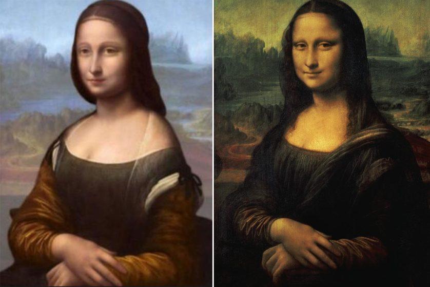 imagens escondidas pinturas 1