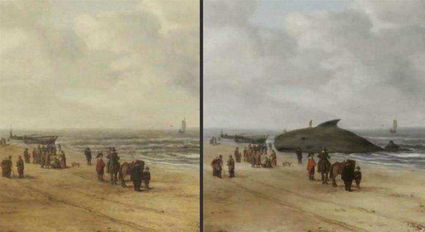 imagens escondidas pinturas 9