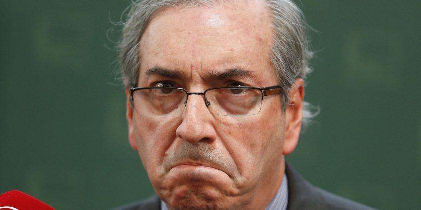 Eduardo Cunha é um dos nomes que aparece na investigação do vazamento de milhões de documentos