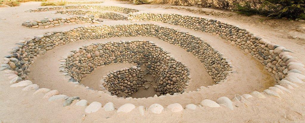 Mistério peruano antigo pode ter sido resolvido a partir do espaço