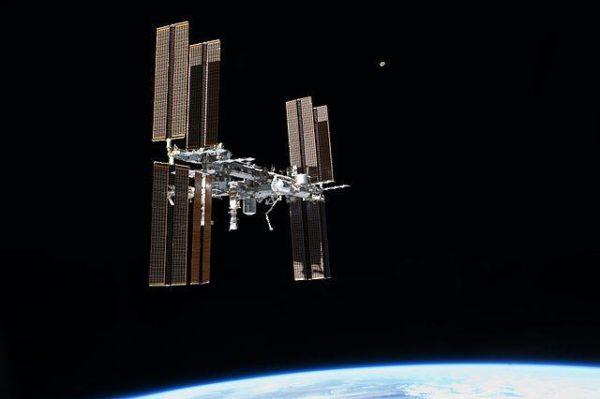 Estação Espacial Internacional em 19 de julho de 2011