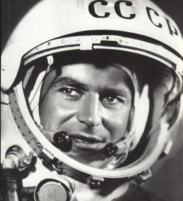Cosmonauta soviético Gherman Titov