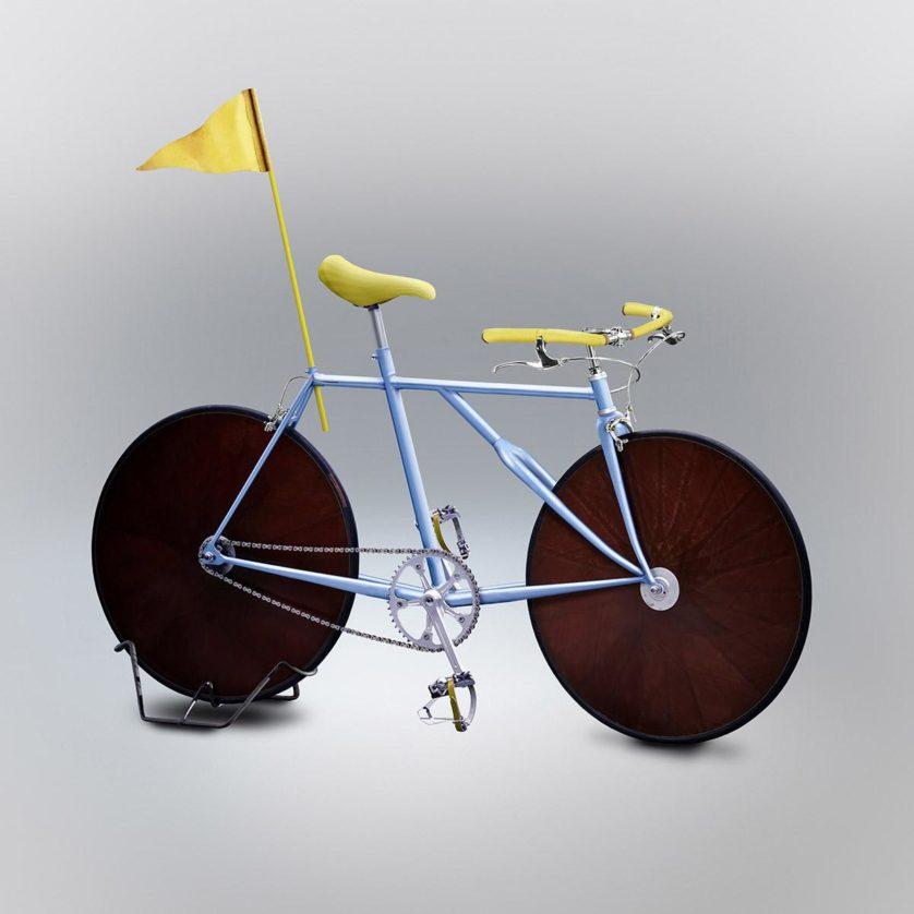 bicicleta 8-