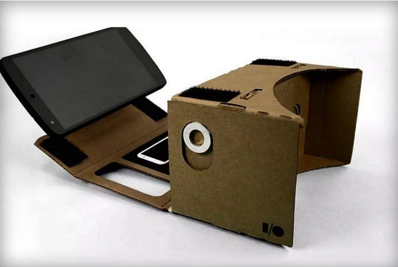 realidade virtual google iphone