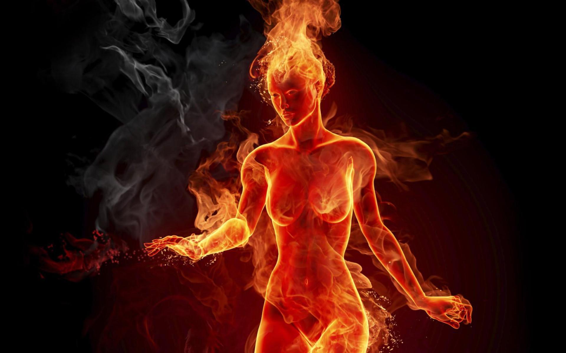 Resultado de imagem para pessoa pegando fogo