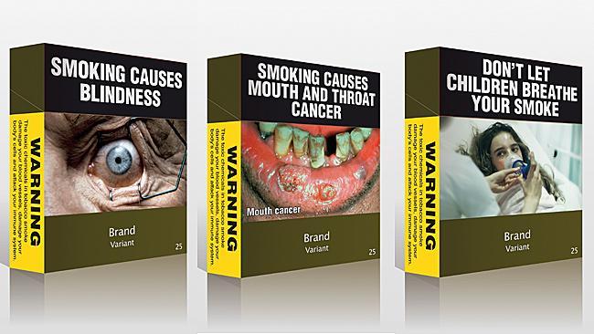 embalagem cigarro australia