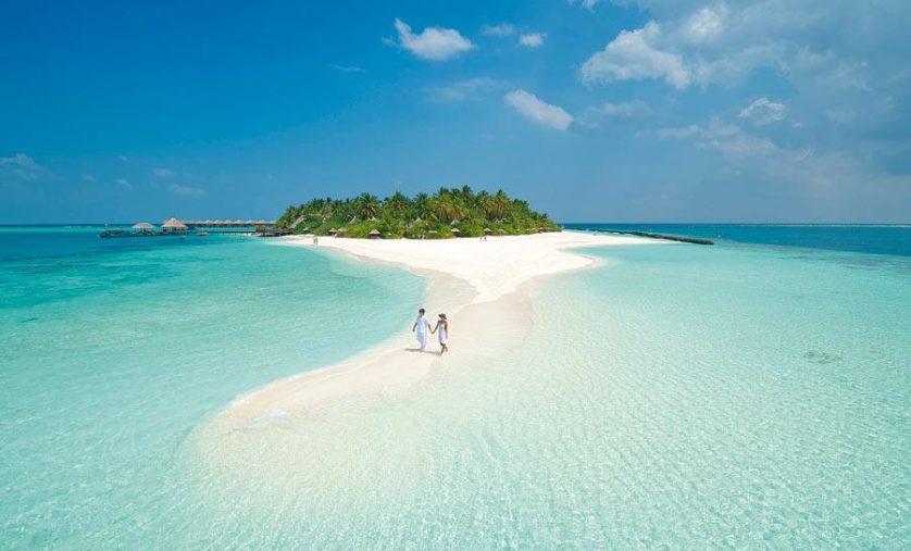 As Ilhas Maldivas podem ser engolidas pelo mar