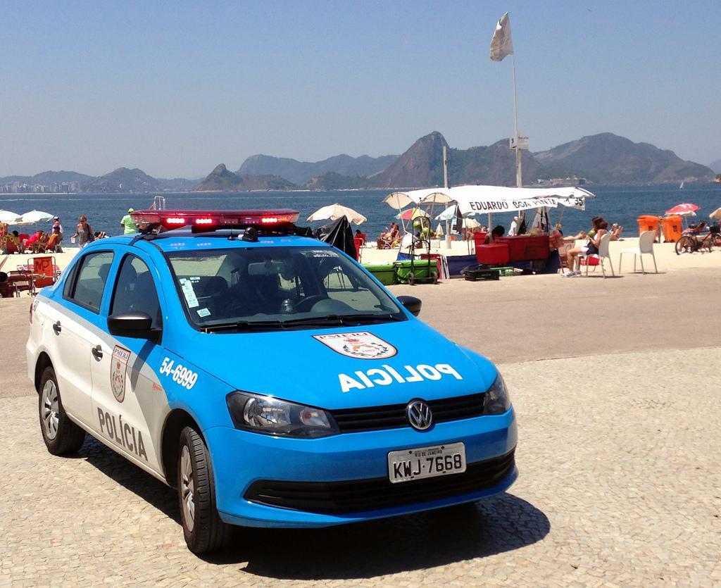 polica rio