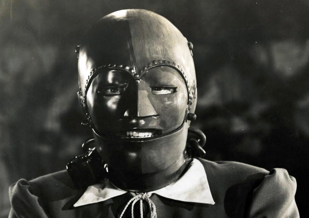 homem da mascara de ferro 1939