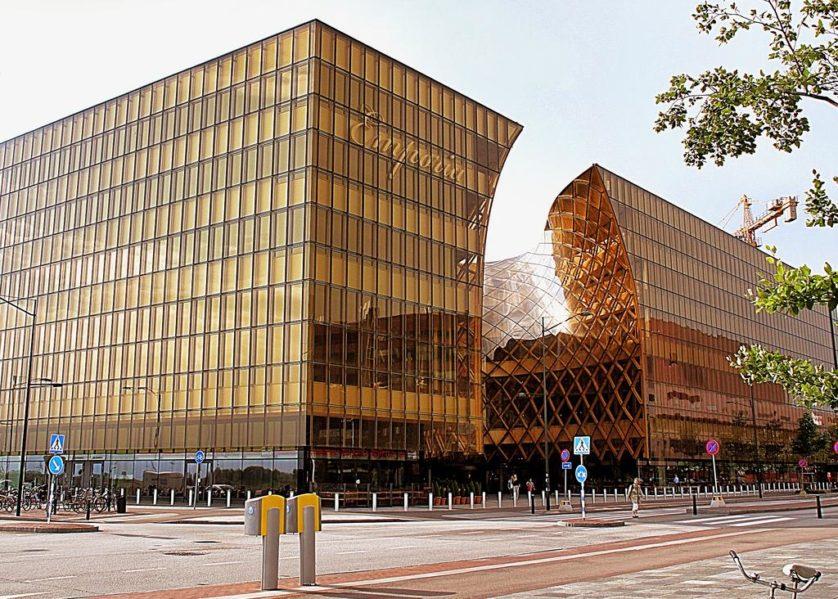 arquitetura estranha 1