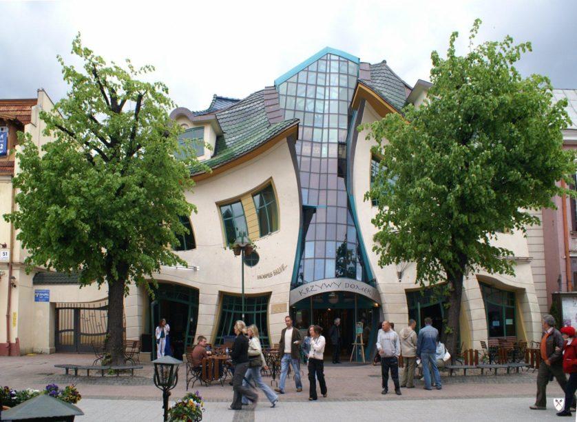arquiteturas estranhas