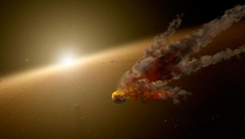 Megaestrutura alienígena ficou ainda mais misteriosa