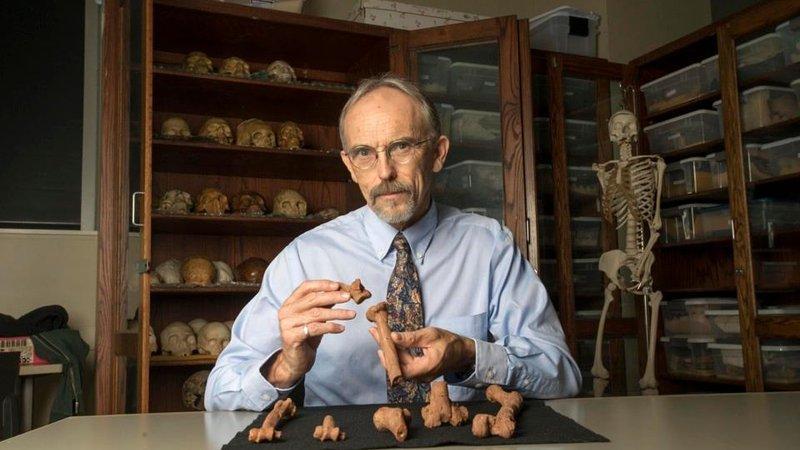 john kappelman fossil lucy