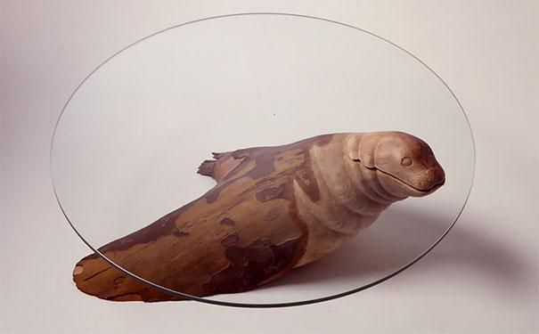 mesas animais flutuando - pearce (2)