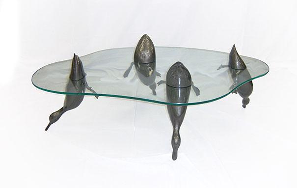 mesas animais flutuando - pearce (6)