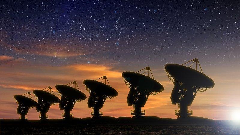"""""""É o sinal mais emocionante que encontramos""""afirma cientista sobre sinal extraterrestre descoberto"""