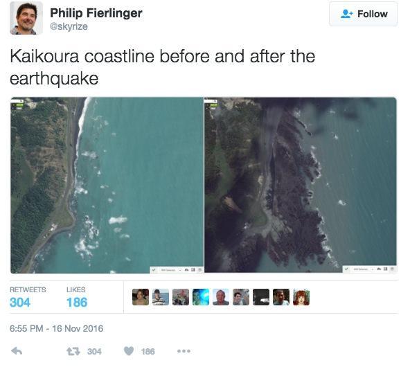 terremoto-nova-zelandia-antes-e-depois