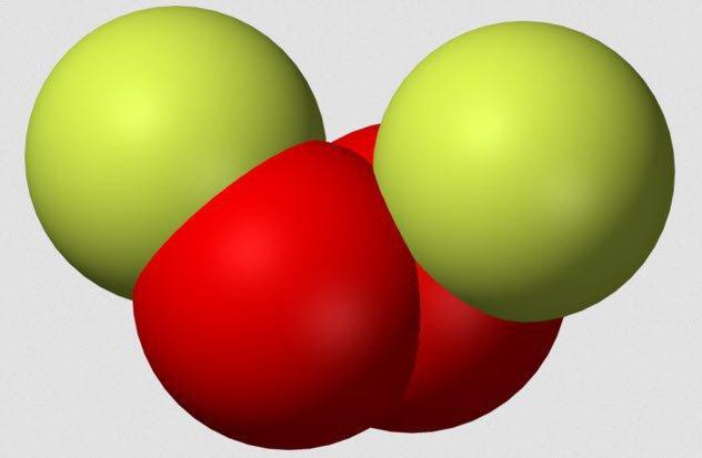 difluoreto-de-dioxigenio