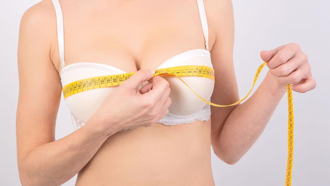 b872bada3 Tamanho não é o principal fator de atração nos seios femininos