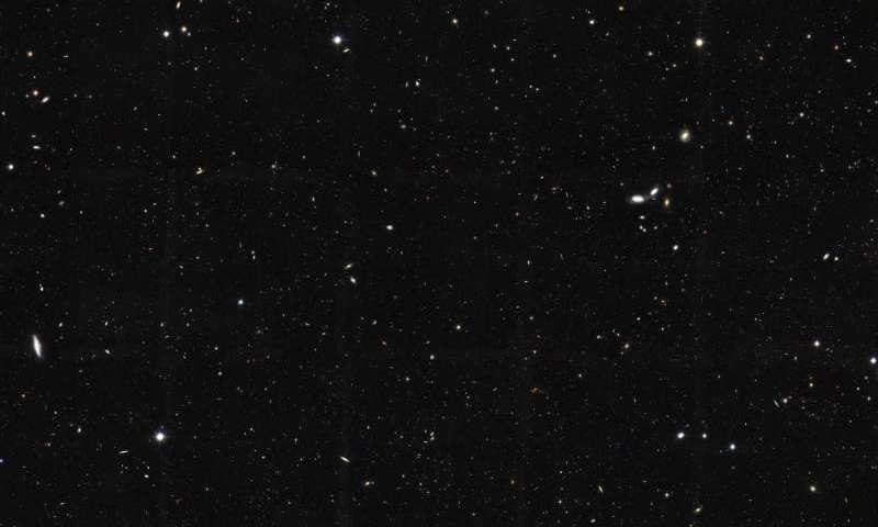 Astrônomos descobrem que o universo é muito maior do que pensávamos e contém ao menos 2 trilhões de galáxias