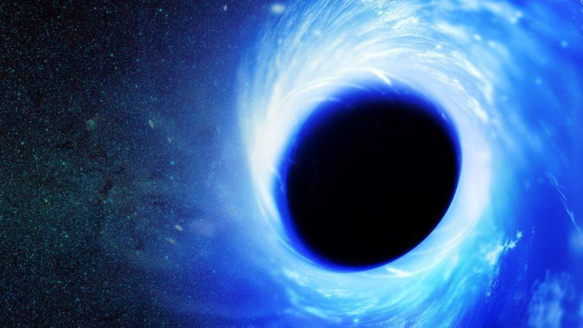 do black holes ever die - photo #3