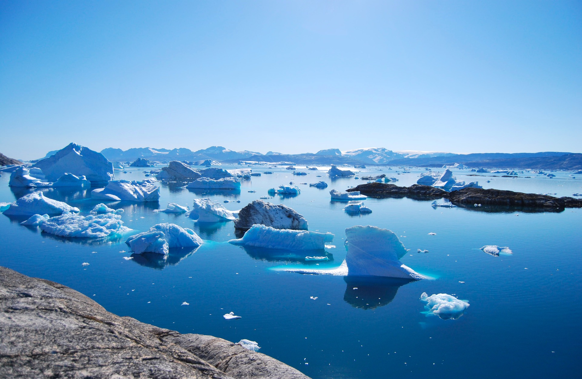 Groenlândia está derretendo mais rápido do que esperávamos e não há muito mais o que fazer