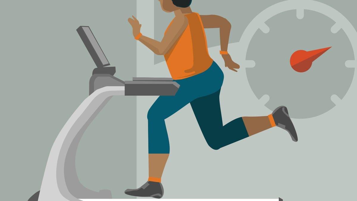 Você não perde peso quando se exercita? Essa é a causa