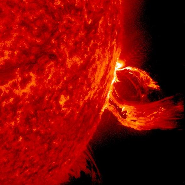 Novo estudo alerta para a possibilidade uma tempestade solar cataclísmica nos próximos 100 anos