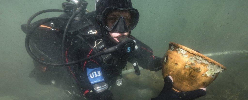 Religião misteriosa é descoberta no fundo de lago nos Andes