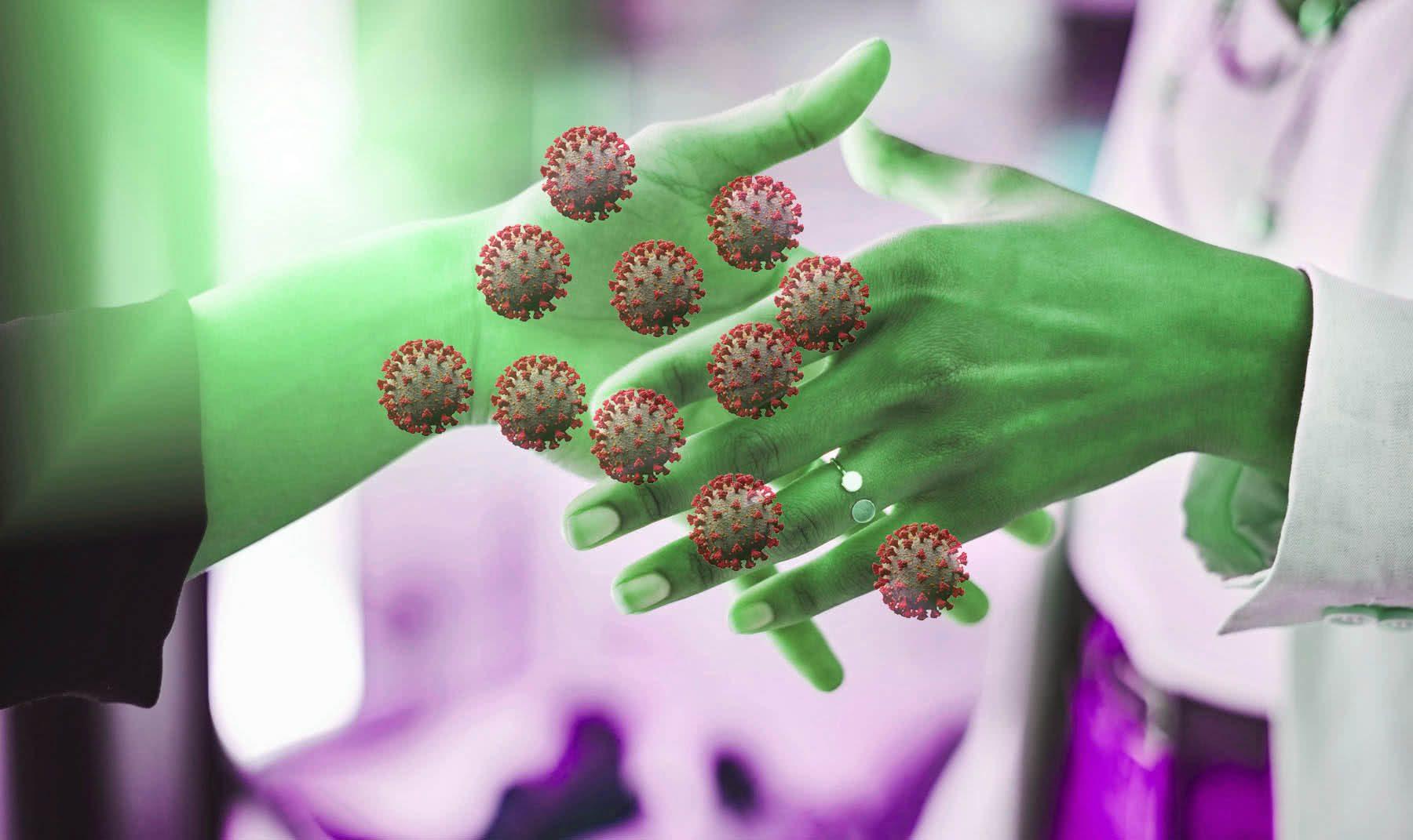 Quanto tempo o coronavírus sobrevive na pele