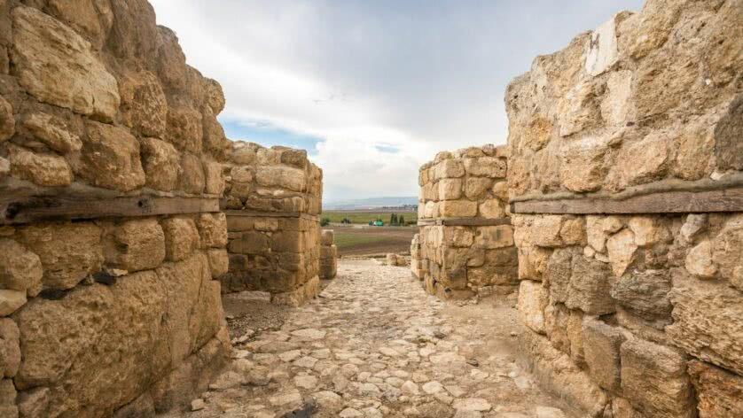 Megiddo morte joão batista
