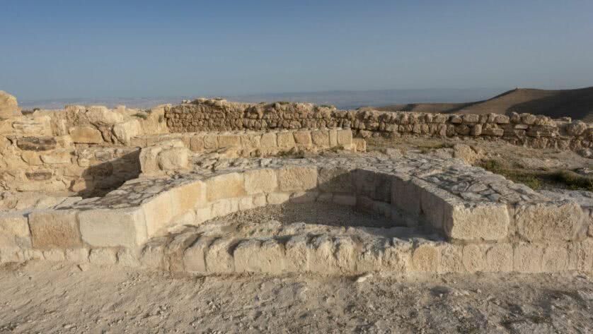 trono de Herodes Antipas
